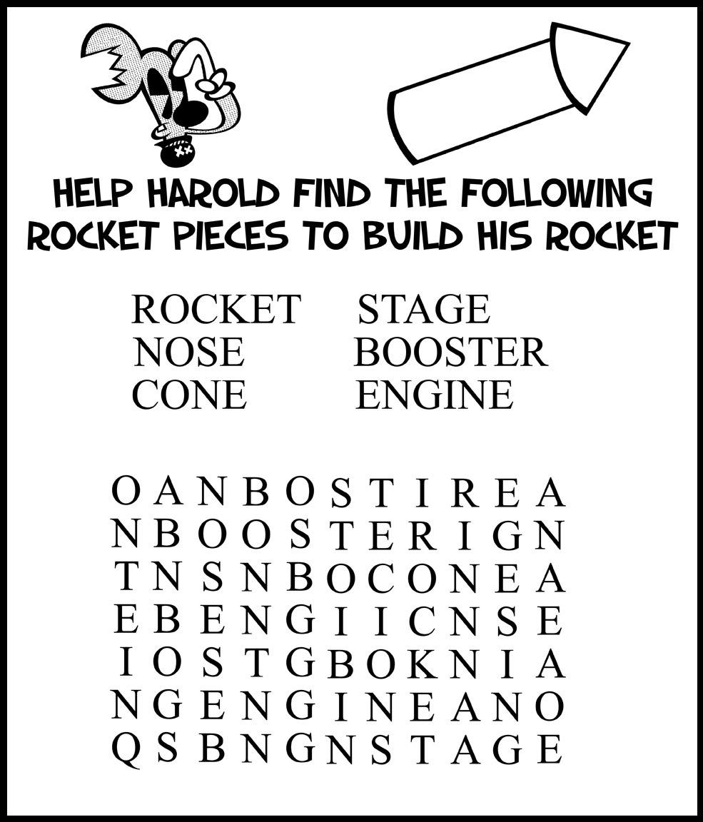 Moon Cheese Crossword