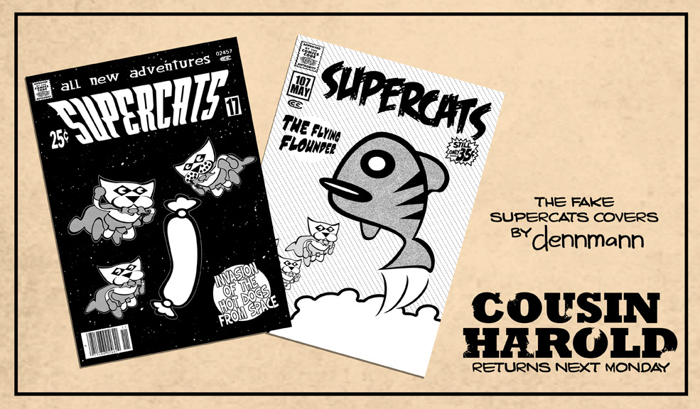 Supercats Cover