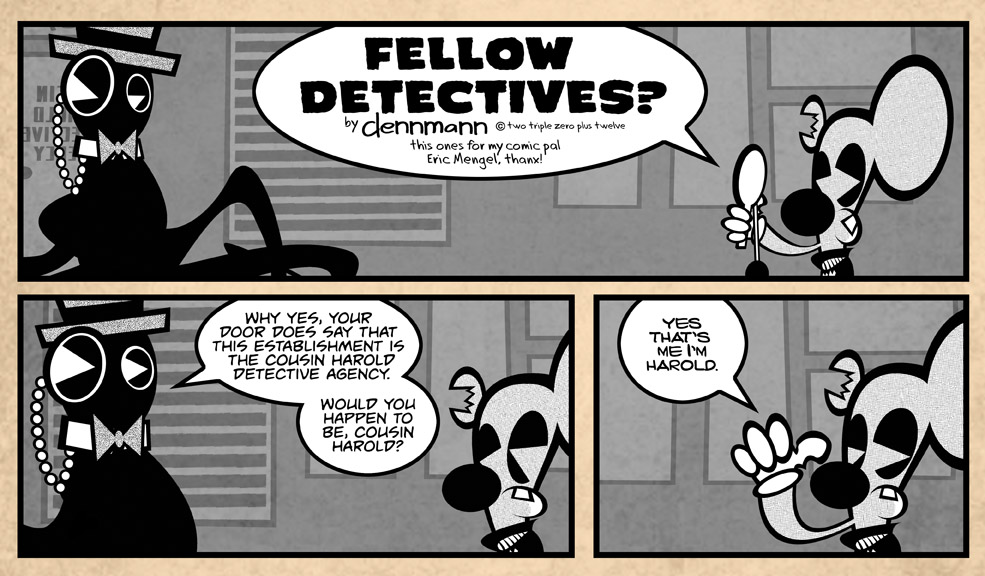 Fellow Detectives