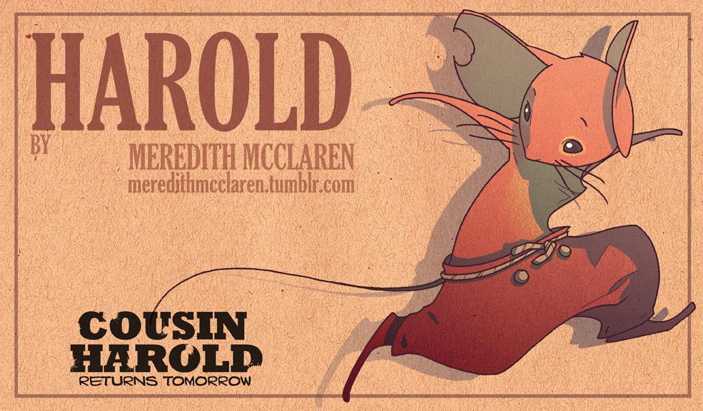 Meredith McClaren Pin-Up