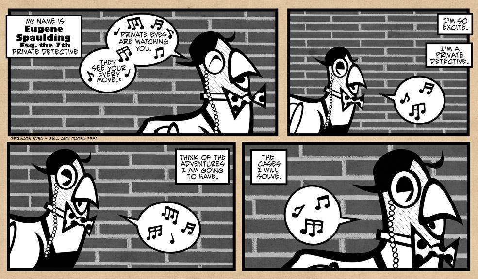 Eugene Spaulding Part 1