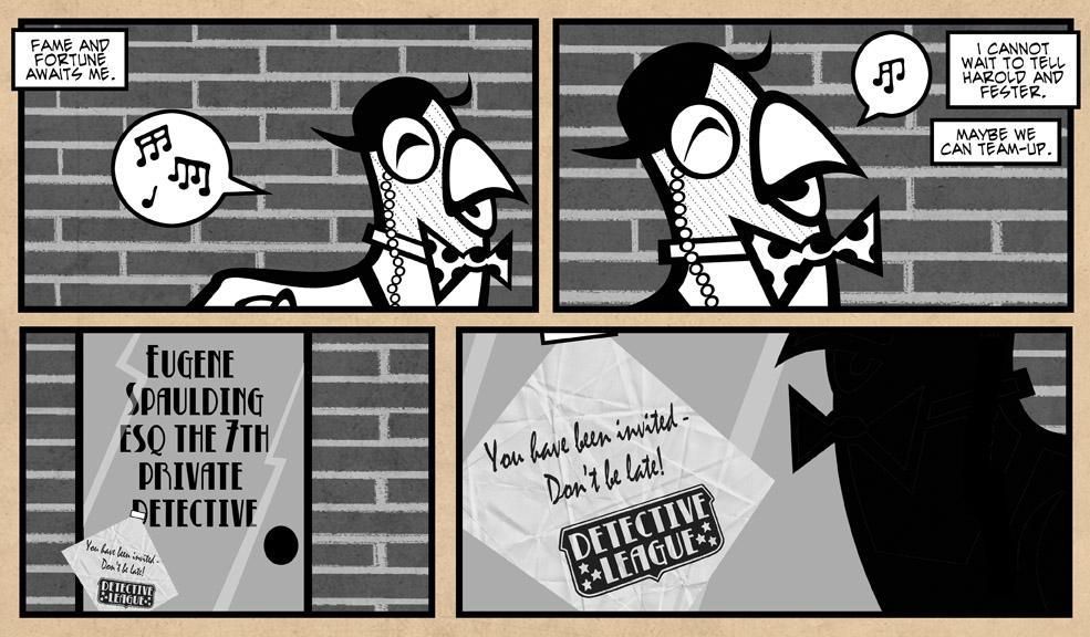 Eugene Spaulding Part 2