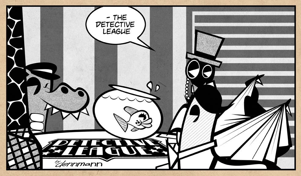 Detective League