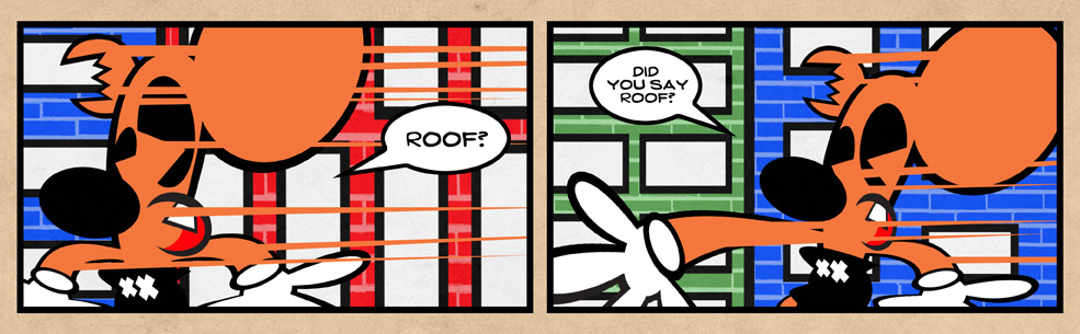 Roof?