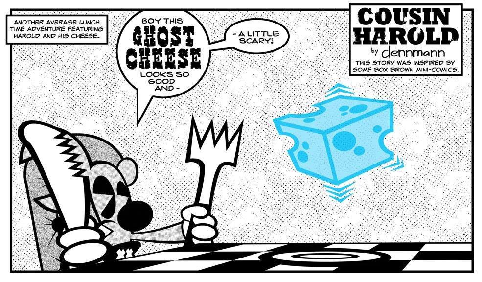 Ghost Cheese