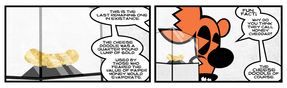 The Cheese Doodle