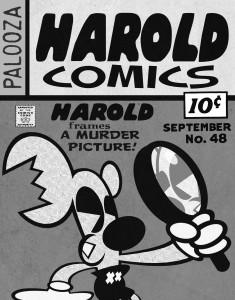 B-W Harold Cover