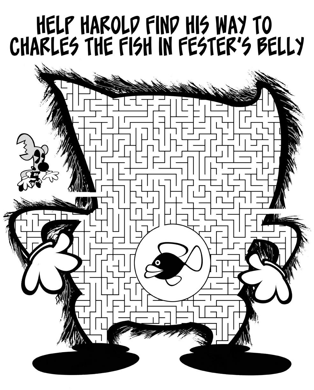 Fester Maze